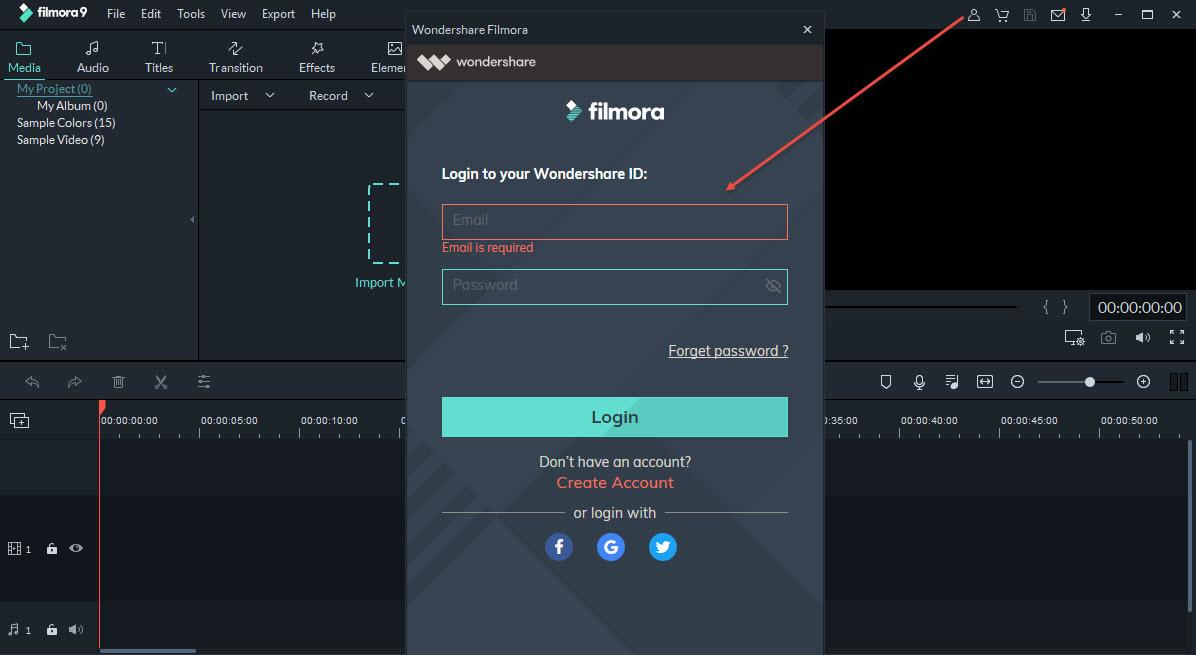 Scaricare e Installare Filmora per Windows